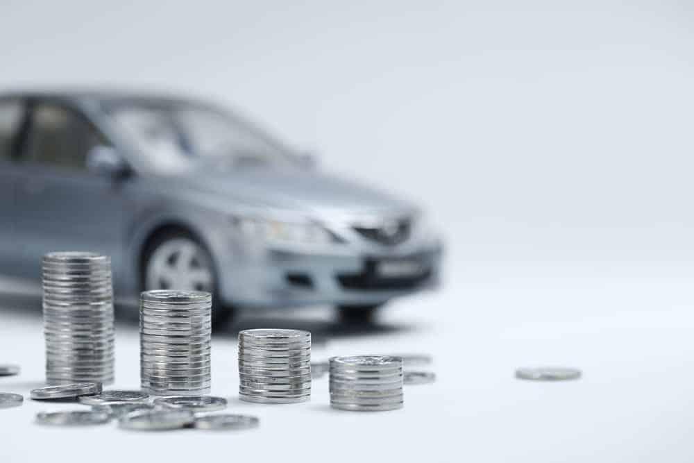 Precio de reparación de auto