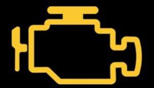 Indicador de falla de motor o CHECK ENGINE