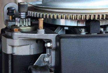 Imagen de sistema de arranque del auto